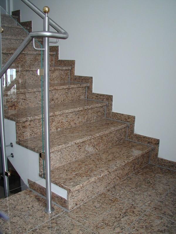 Treppe Innen Lindner Natursteine